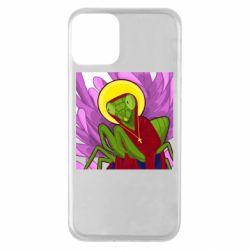 Чохол для iPhone 11 Святий богомол