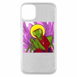 Чохол для iPhone 11 Pro Святий богомол