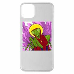 Чохол для iPhone 11 Pro Max Святий богомол