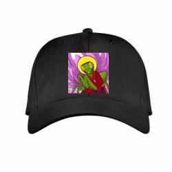 Дитяча кепка Святий богомол