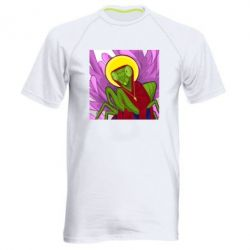 Чоловіча спортивна футболка Святий богомол