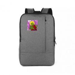 Рюкзак для ноутбука Святий богомол