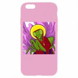 Чохол для iPhone 6/6S Святий богомол