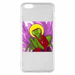 Чохол для iPhone 6 Plus/6S Plus Святий богомол