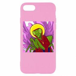 Чохол для iPhone 8 Святий богомол
