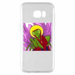 Чохол для Samsung S7 EDGE Святий богомол