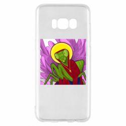 Чохол для Samsung S8 Святий богомол
