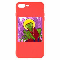 Чохол для iPhone 8 Plus Святий богомол