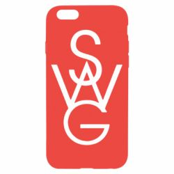 Чохол для iPhone 6/6S Swag logo