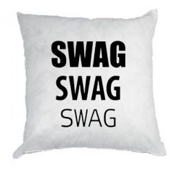 Подушка Swag Small - FatLine