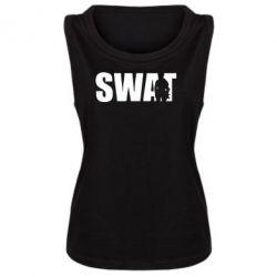 Женская майка SWAT - FatLine