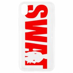 Чехол для iPhone XR SWAT