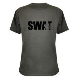 Камуфляжная футболка SWAT - FatLine