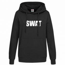 Женская толстовка SWAT - FatLine