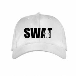 Детская кепка SWAT - FatLine