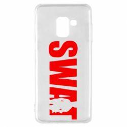 Чехол для Samsung A8 2018 SWAT