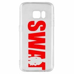 Чехол для Samsung S7 SWAT
