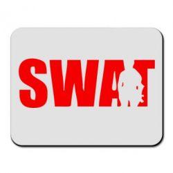 Коврик для мыши SWAT - FatLine