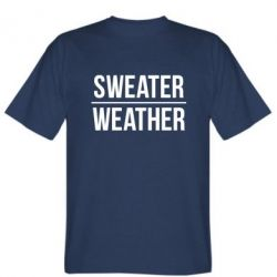Футболка Sweater | Weather
