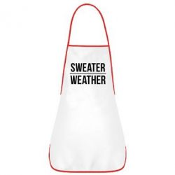 Фартук Sweater | Weather