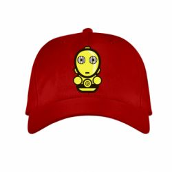 Детская кепка Sweet C-3PO - FatLine