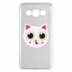 Чехол для Samsung A3 2015 Sweet Cat - FatLine