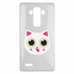 Чехол для LG G4 Sweet Cat - FatLine
