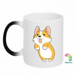 Кружка-хамелеон Sweet doggie