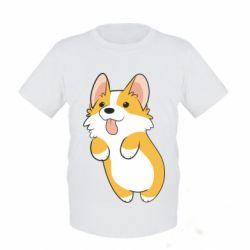 Детская футболка Sweet doggie