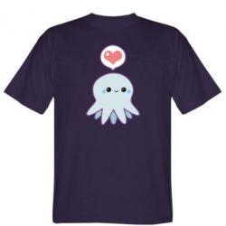 Мужская футболка Sweet Octopus