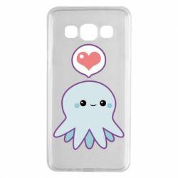 Чехол для Samsung A3 2015 Sweet Octopus