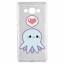 Чехол для Samsung A5 2015 Sweet Octopus