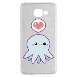 Чехол для Samsung A5 2016 Sweet Octopus