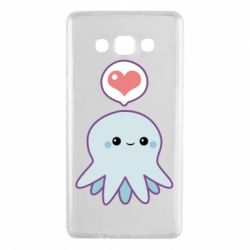 Чехол для Samsung A7 2015 Sweet Octopus
