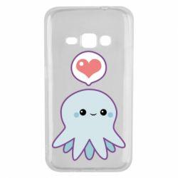 Чехол для Samsung J1 2016 Sweet Octopus