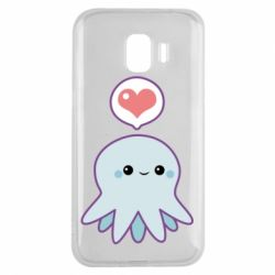 Чехол для Samsung J2 2018 Sweet Octopus