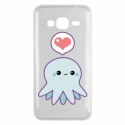 Чехол для Samsung J3 2016 Sweet Octopus