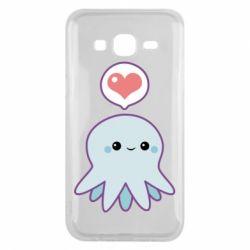 Чехол для Samsung J5 2015 Sweet Octopus