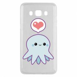 Чехол для Samsung J5 2016 Sweet Octopus