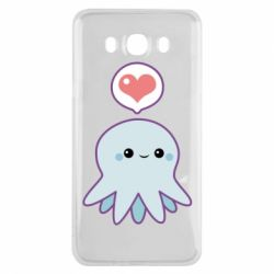Чехол для Samsung J7 2016 Sweet Octopus