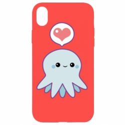 Чохол для iPhone XR Sweet Octopus