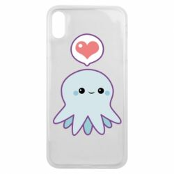 Чохол для iPhone Xs Max Sweet Octopus