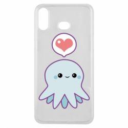 Чехол для Samsung A6s Sweet Octopus