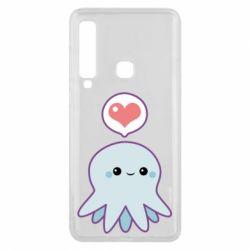 Чехол для Samsung A9 2018 Sweet Octopus