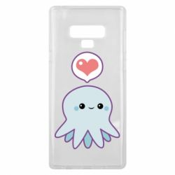 Чохол для Samsung Note 9 Sweet Octopus