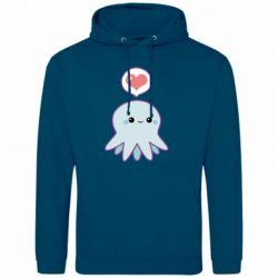 Мужская толстовка Sweet Octopus