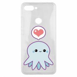 Чехол для Xiaomi Mi8 Lite Sweet Octopus