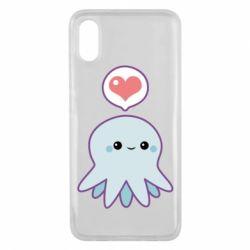 Чехол для Xiaomi Mi8 Pro Sweet Octopus
