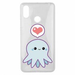 Чехол для Xiaomi Mi Max 3 Sweet Octopus