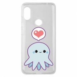 Чехол для Xiaomi Redmi Note 6 Pro Sweet Octopus